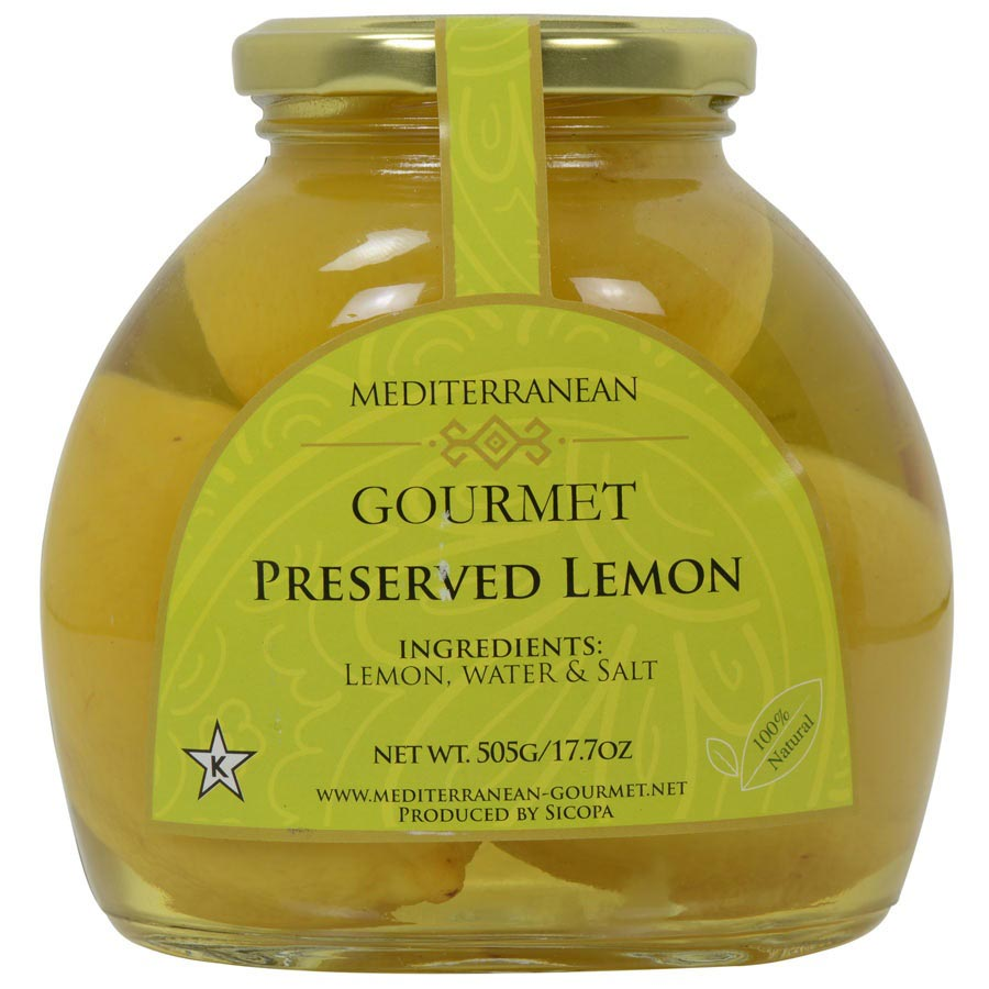 Preserved Lemons - Gourmet Food Store