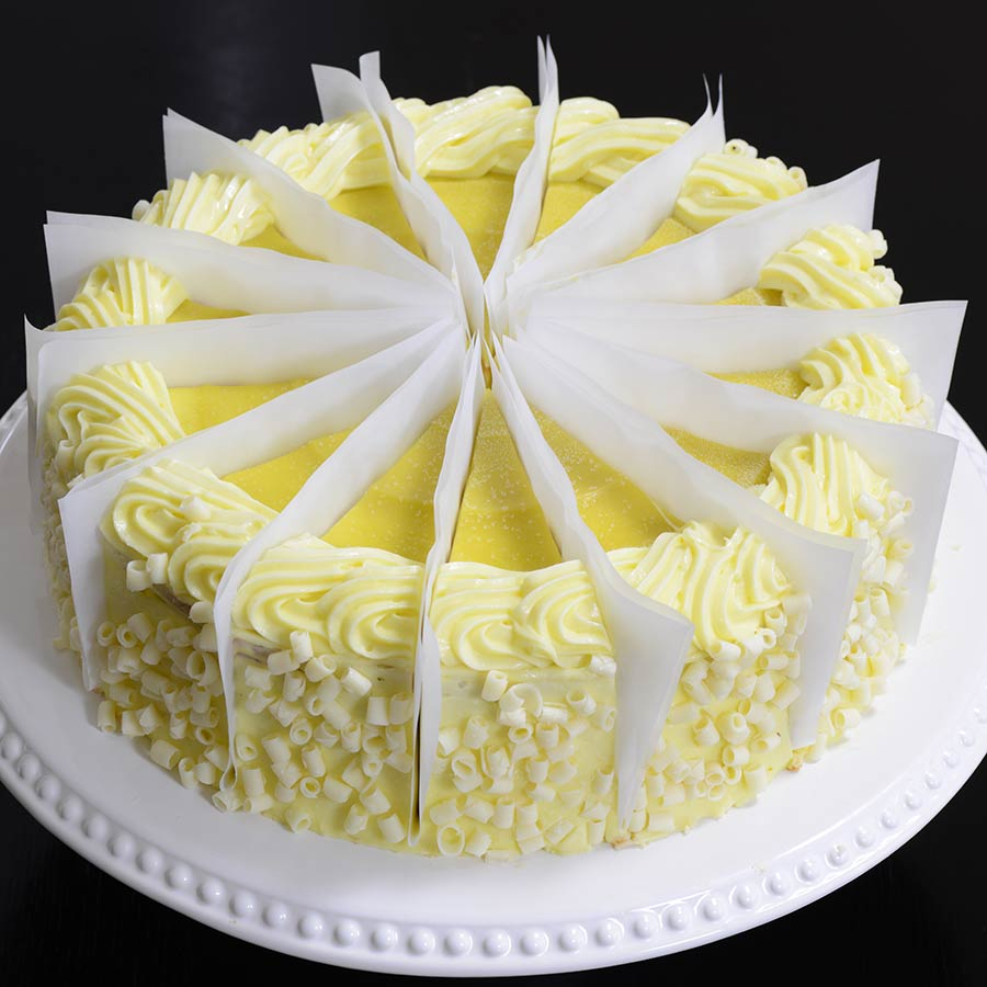 Molly S Lemon Layer Cake Buy Desserts Online
