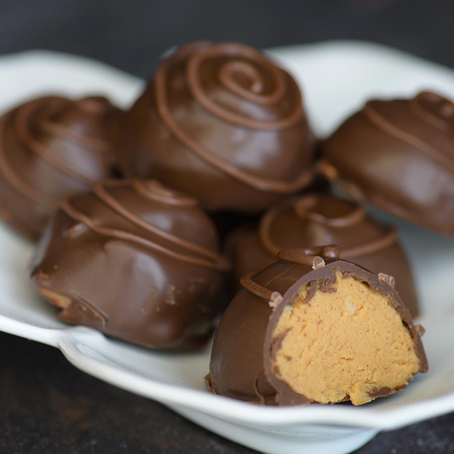 How To Make Cake Truffle Balls