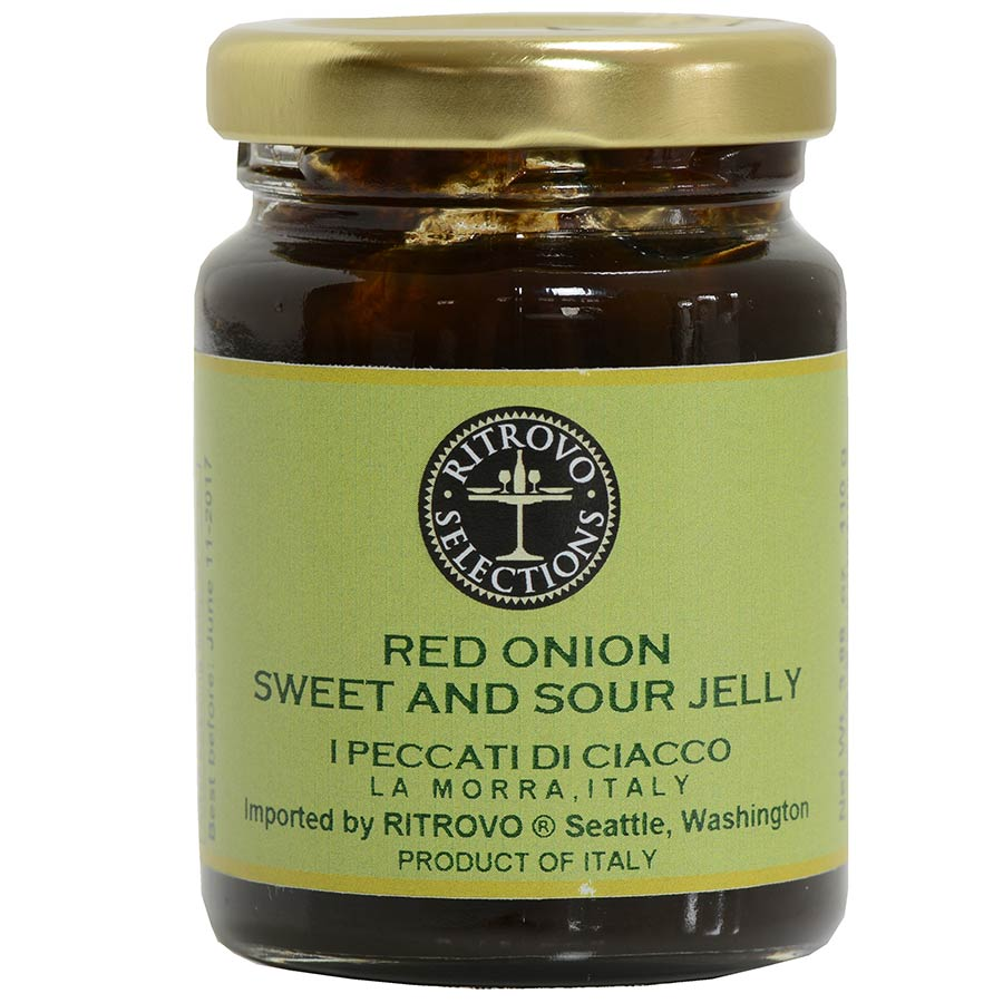 Red Onion Sweet and Sour Jelly | Buy Balsamic Jelly Online
