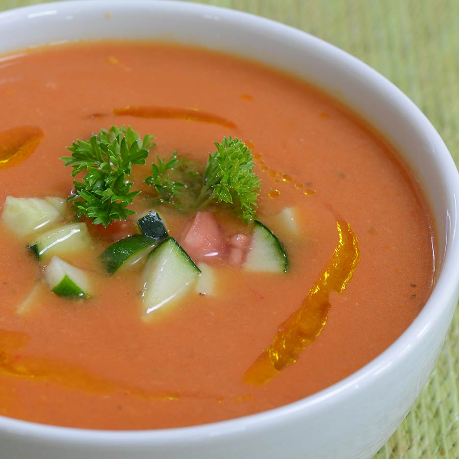 Spanish Gazpacho Recipes — Dishmaps
