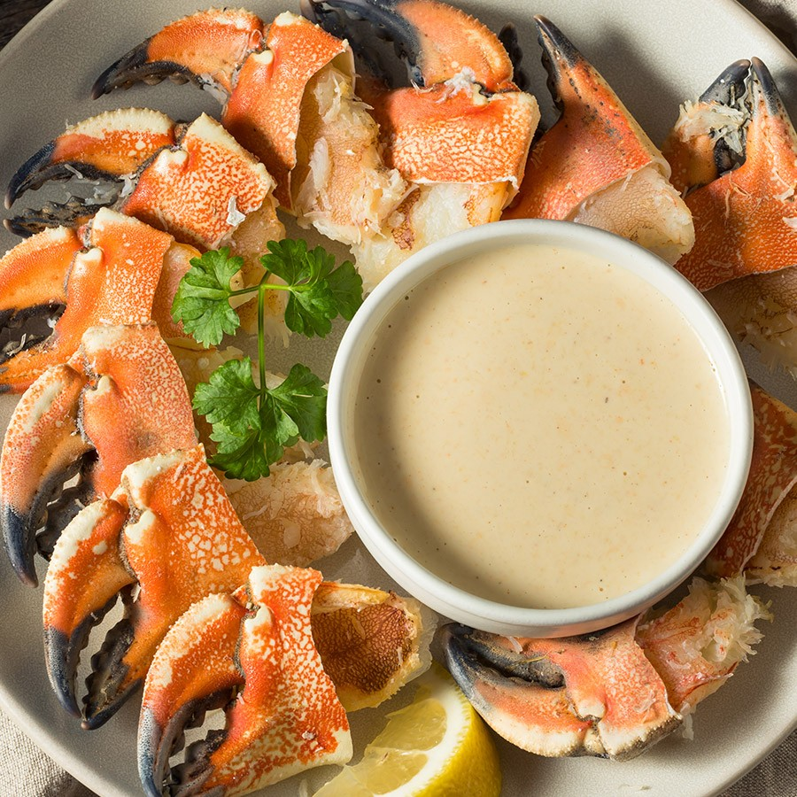 Stone Crab Claw Mustard Sauce Recipe | Gourmet Food Store
