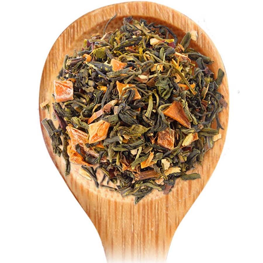 Mango Leaf Tea Leaf Tea Single Steeps