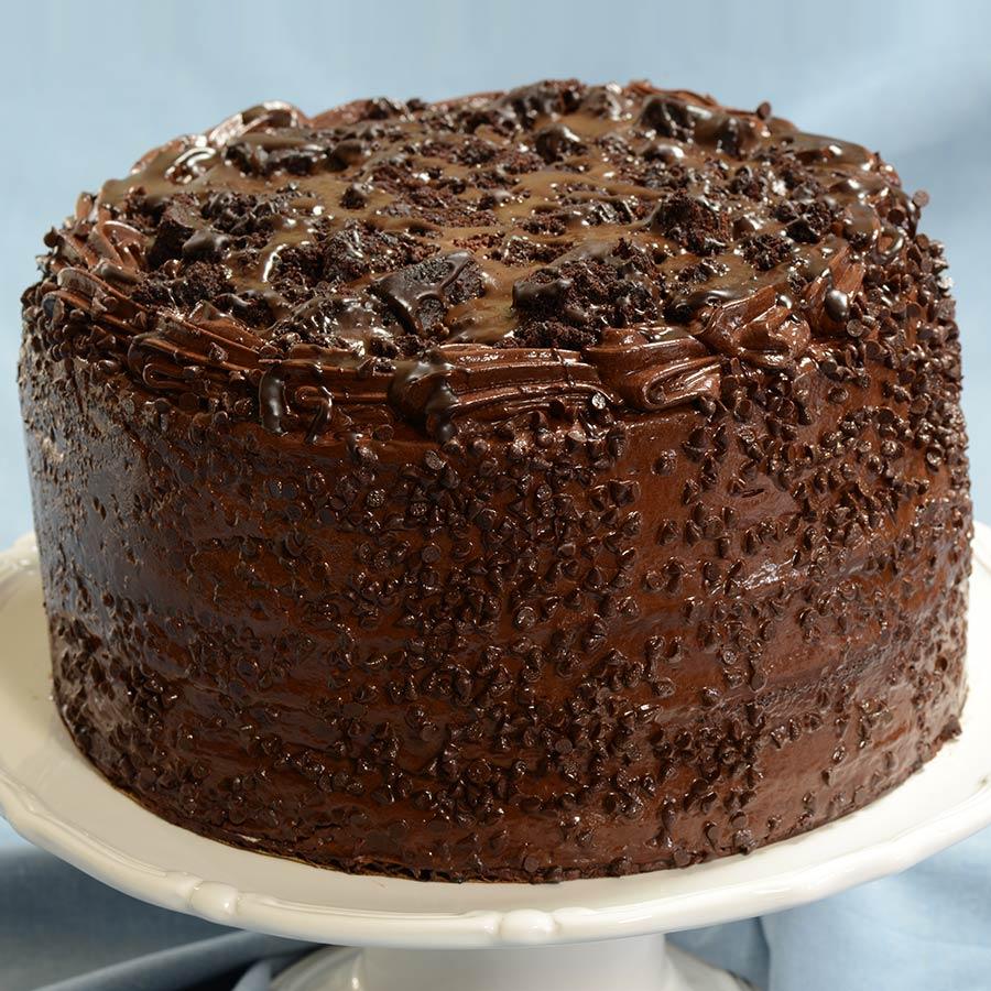 Ultimate chocolate cake buy desserts online - Herve cuisine cake chocolat ...
