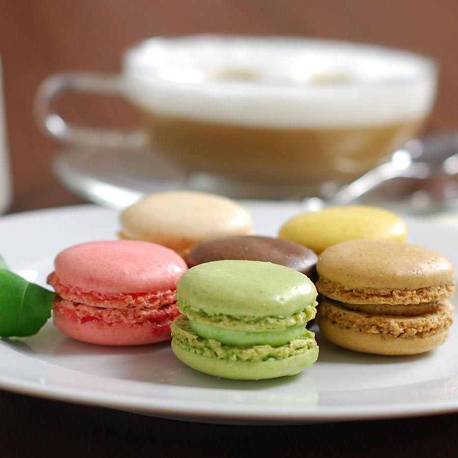 French Almond Macaroons   Gourmet Food Store