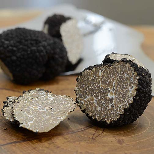 Buy Fresh Black Summer Truffles Online | Gourmet Food Store
