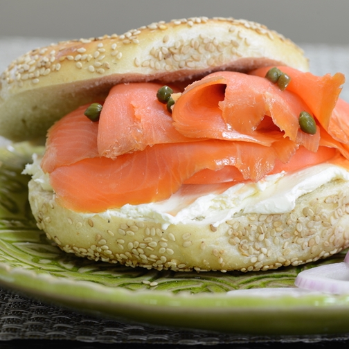 All About Lox: A Primer On Smoked Salmon