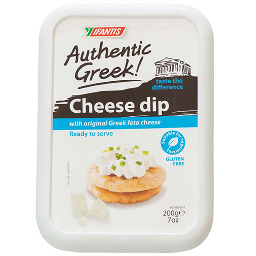 Authentic Greek Cheese Dip