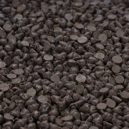 Semisweet Dark Chocolate Chips - 4,000 count