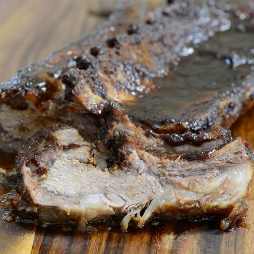 BBQ Iberico Pork Loin Roast Recipe | Gourmet Food Store