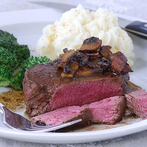 Bison Tenderloin, Whole, 3.5-5 lbs, Cut to Order