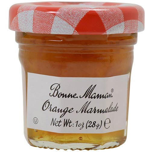 Bonne Maman Orange Marmalade - Mini Jars