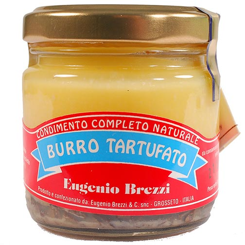 Summer White Italian Truffle Butter