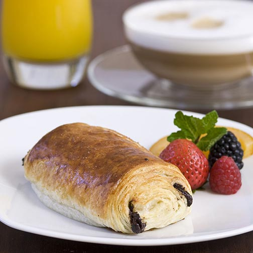 French Chocolate Croissant (Pain au Chocolat) - Frozen