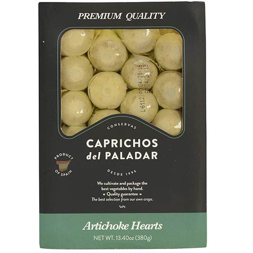 how to cook canned artichoke hearts