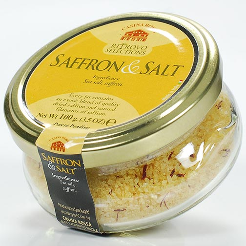 Saffron and Salt