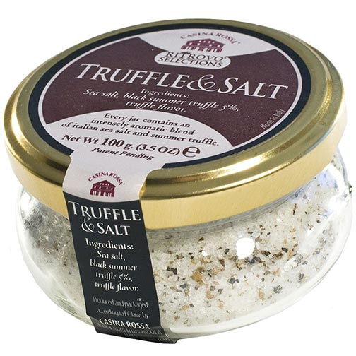 Italian Truffled Sea Salt