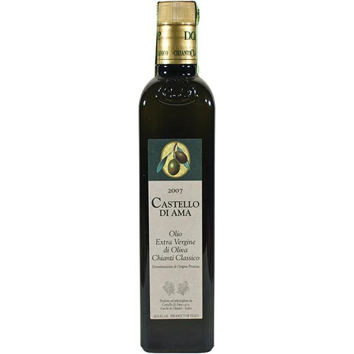 Extra Virgin Olive Oil Castello di Ama