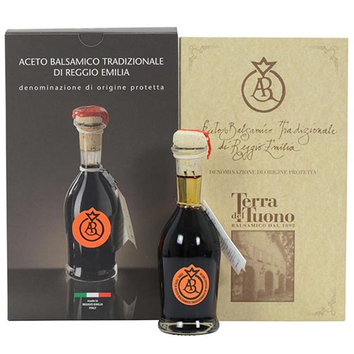 Balsamic Vinegar Of Reggio Emilia Red Seal - Over 25 Years Old
