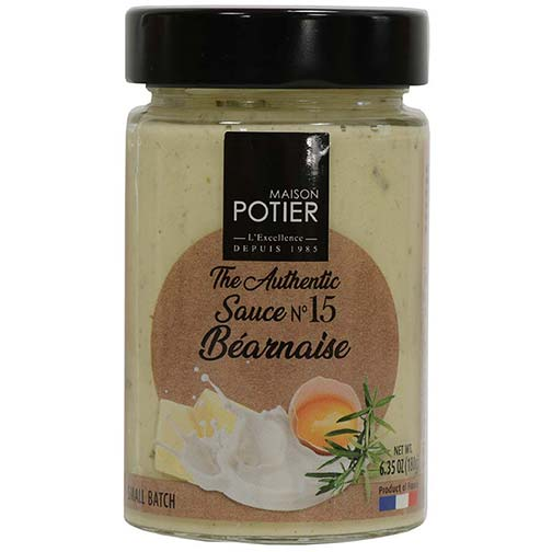 Christian Potier French Bearnaise  Sauce | Gourmet Food Store