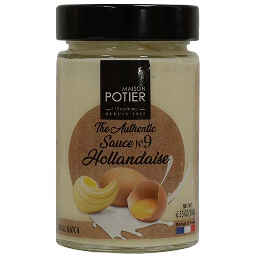 Christian Potier French Hollandaise Sauce | Gourmet Food Store