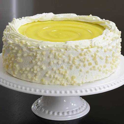 Citrus Bliss Cake