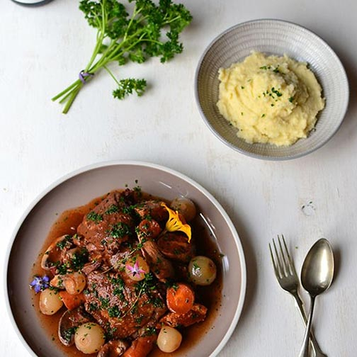 Cooking With Wine: A Delicious Coq Au Vin Recipe