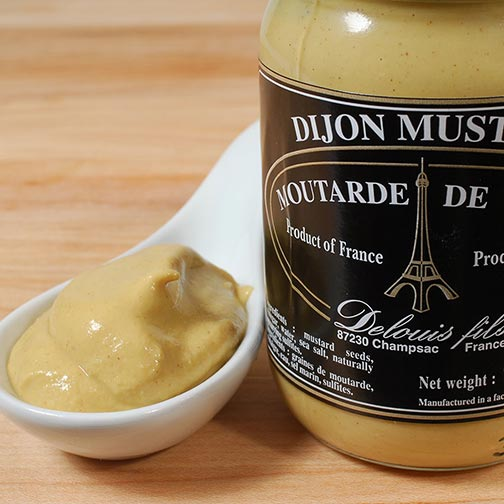 French Dijon Mustard