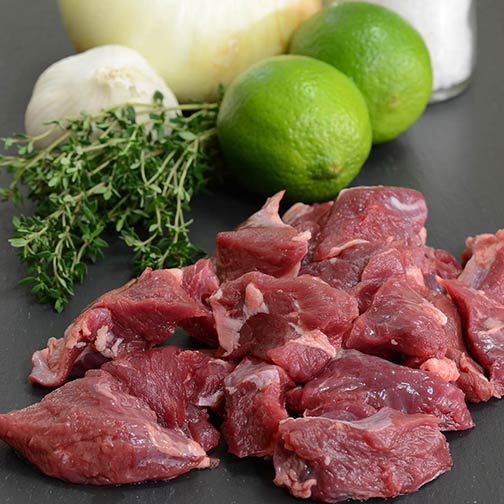 Wild Boar Stew Meat