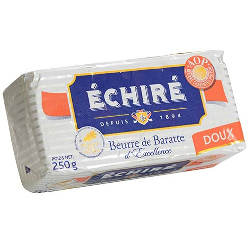 Echire Butter in a Bar, Unsalted
