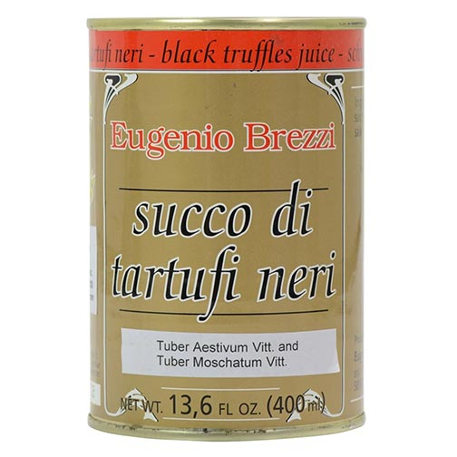 Summer Black Italian Truffle Juice