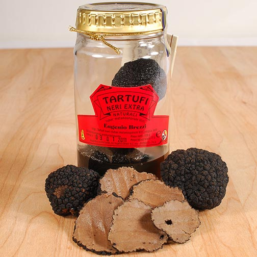 Winter Black Italian Truffles - Brushed Extra