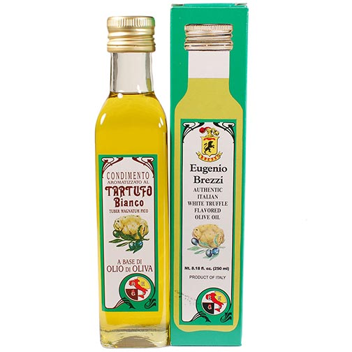 Winter White Italian Truffle Oil