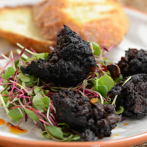 Iberico Blood Sausage | Morcilla Iberica | Gourmet Food Store