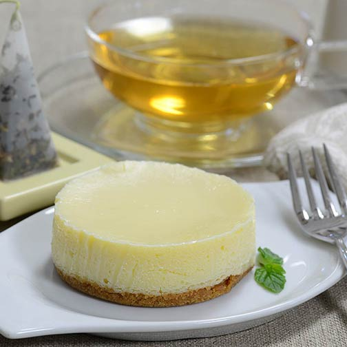 Florida Key Lime Pie - Individual Portion