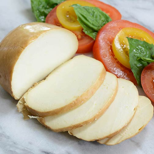 Fresh Smoked Mozzarella