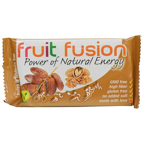 Fruit Fusion Date And Walnut Bar