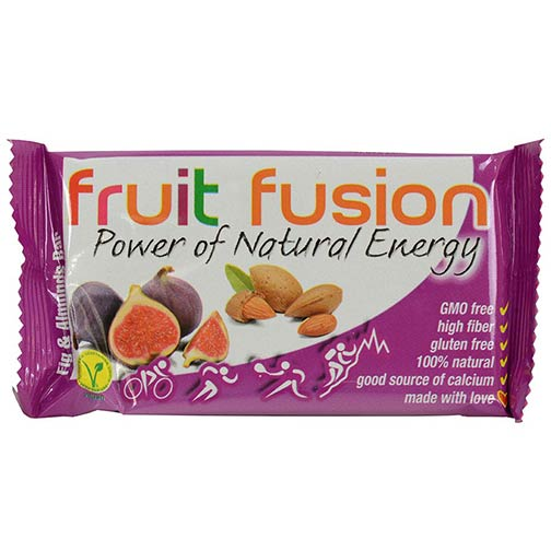 Fruit Fusion Fig And Almond Bar