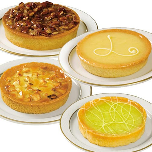 Gourmet Tart Sampler  (Pecan, Apple, Lemon, Key Lime)