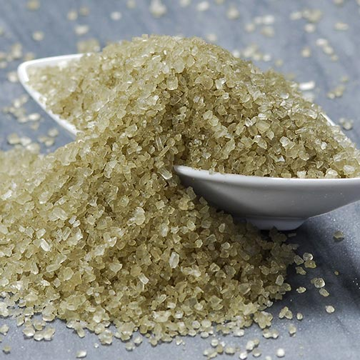 Hawaiian Green Bamboo Sea Salt - Coarse