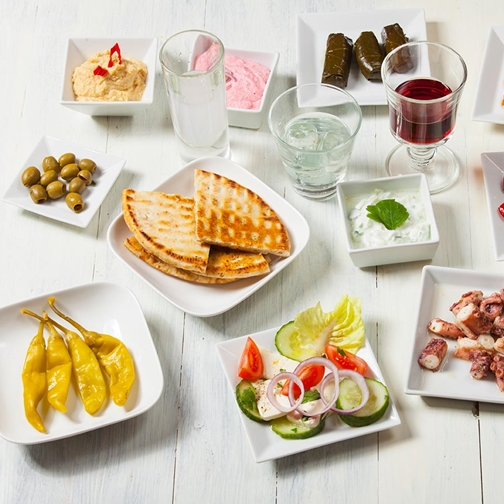 A Greek Getaway: The Foods of Greece | Gourmet Food Store