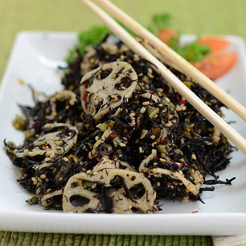 Seaweed Salad - Seasoned