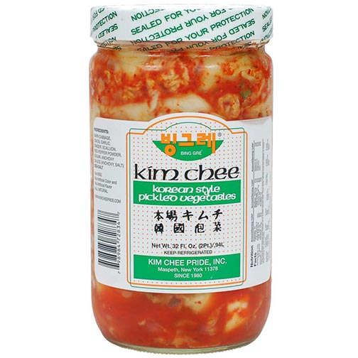 Marinated Kim Chee Salad