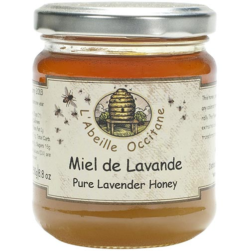 Pure Lavender Honey