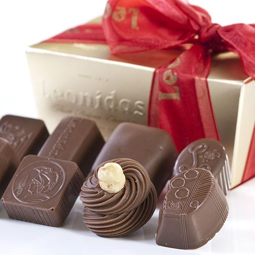 Leonidas Assortment - Milk Chocolate
