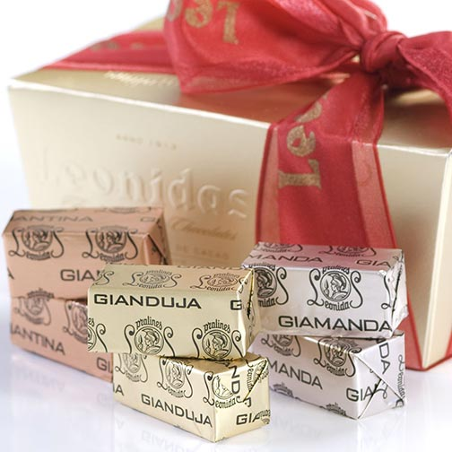 Leonidas Gianduaja, Giantina, Giamanda Assortment