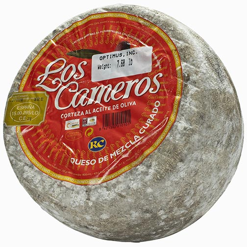 Los Cameros Cheese - Cured in Olive Oil
