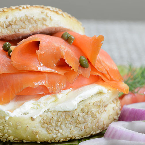 Lox and Bagels Recipe