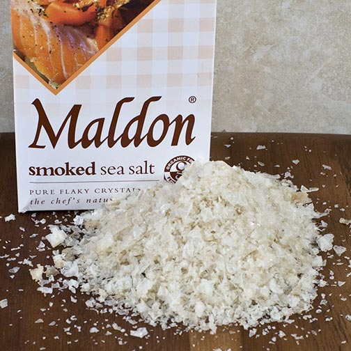 Maldon Smoked Sea Salt