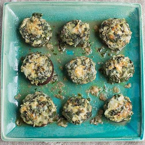 Mascarpone Portobello Mushrooms Recipe